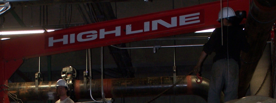 Rigging Services from HighLine Riggers