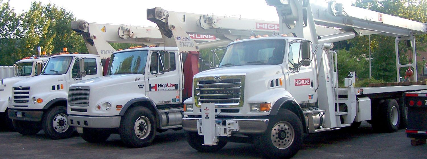 Crane Services in Connecticut