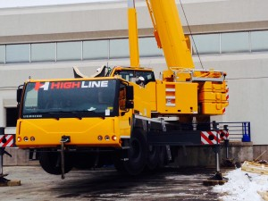 Hydraulic Truck Crane Rental in Norwalk, CT